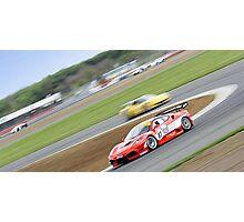 no87 Ferrari Photographic Print