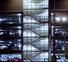 The Parking Garage by Lee Donavon Hardy