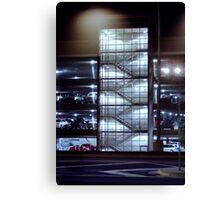 The Parking Garage Canvas Print