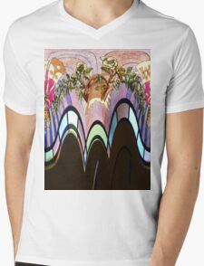 Purity, stained glass window abstract T-Shirt