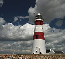Orford Ness Lighthouse, Suffolk by Muppet1970