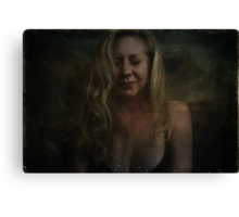 Please Let Me Get What I Want This Time Canvas Print