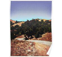 Santa Rosa Creek Road Poster