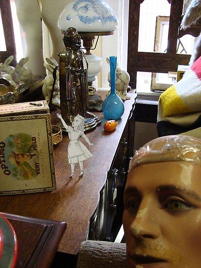 Alice in Wonderland/The Little Key by SusanSanford