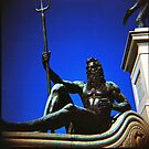 Neptune Surveying the Park by mewalsh