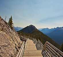 Walkway on Top of the World by Yannik Hay