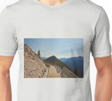 Walkway on Top of the World Unisex T-Shirt