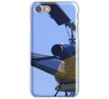 Flying Past iPhone Case/Skin