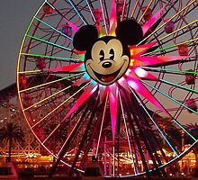 Mickey's Fun Wheel by MonBonbon