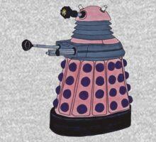 Pink Dalek. by trumanpalmehn