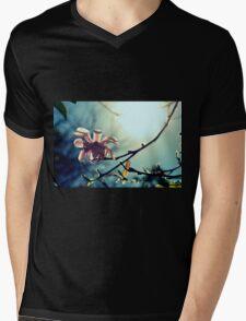 Solitude Mens V-Neck T-Shirt