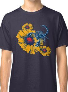 Scorpion Flowers Classic T-Shirt
