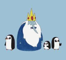 Ice King & his brood. T-Shirt