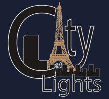 City of Lights (Paris) One Piece - Short Sleeve