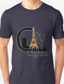 City of Lights (Paris) Unisex T-Shirt