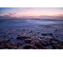 Calm Over the Rocks Photographic Print