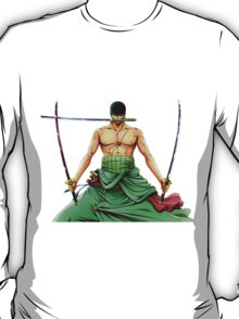 Roronoa Zoro One piece  T-Shirt