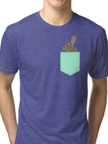 Roger - Bunny, Rabbit, Pet, Cute, Easter, Pet Rabbit, Pet Friendly, Bunny Cell Phone Case Tri-blend T-Shirt