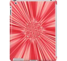 Curtain Call in Coral iPad Case/Skin