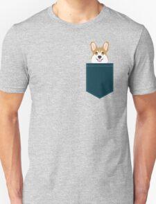 Teagan - Corgi Welsh Corgi gift phone case design for pet lovers and dog people T-Shirt