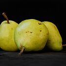 Pears of Three by Ness Hopkins