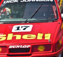 Dick Johnson Ford Sierra RS500 Cosworth Gp A Sticker