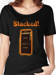 Stacked! Women's Relaxed Fit T-Shirt