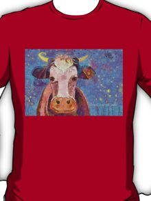 THE COW WITH THE CRUMPLED HORN T-Shirt