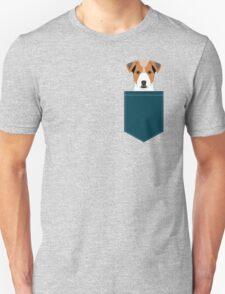 Bailey - Jack Russell Terrier phone case art print gift for dog people Jack Russell Terrier owners T-Shirt
