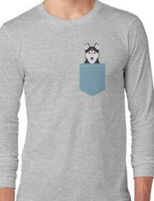 Shiloh - Husky Siberian Husky dog art phone case gifts for dog person T-Shirt