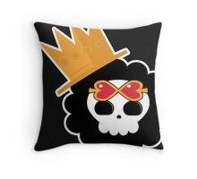 One Piece - New World/Timeskip Brook Throw Pillow