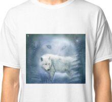 White Wolf - Moon Spirit 2 Classic T-Shirt