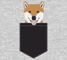 Indiana - Shiba Inu gift design for dog lovers and dog people One Piece - Long Sleeve
