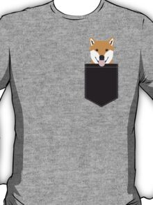 Indiana - Shiba Inu gift design for dog lovers and dog people T-Shirt