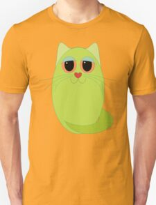 CAT CHARTREUSE ONE T-Shirt
