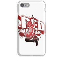 Forever Red iPhone Case/Skin