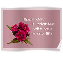 Each Day Poster