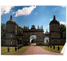 Burghley House - Stamford, England Poster