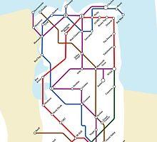 trevor map by Trevor B