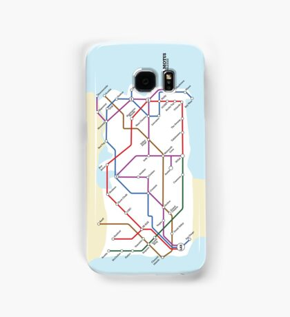 trevor map Samsung Galaxy Case/Skin