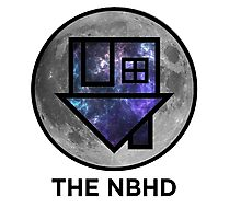 The NBHD - Space Print Photographic Print