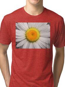 A Daisy Tri-blend T-Shirt