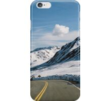 The One Cloud Above iPhone Case/Skin