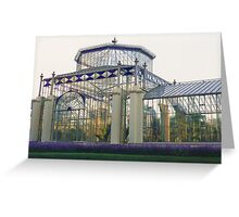 Historic Glasshouse, Adelaide Greeting Card
