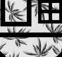 The NBHD - Palm Print w/o Text Sticker