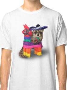 Mexican Raccoon Classic T-Shirt