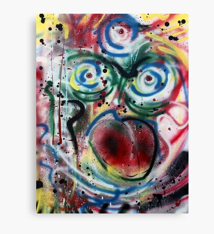 I Can Never Do Nothing Canvas Print