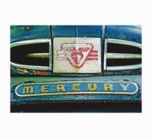 mercury truck Kids Tee