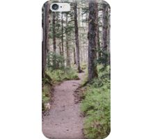 Lets Go to Winner Trail iPhone Case/Skin