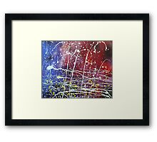 Square One Framed Print